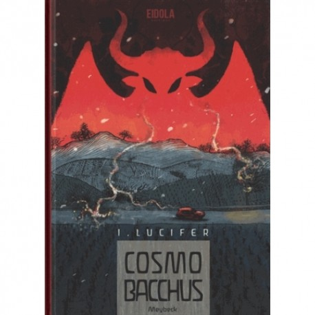 COSMOBACCHUS Tome 1 - Lucifer