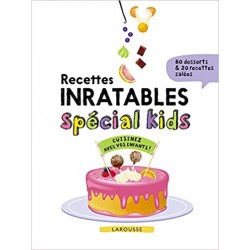 RECETTES INRATABLES SPECIAL KIDS