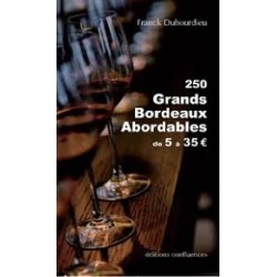 250 GRANDS BORDEAUX ABORDABLES DE 5 à 35€