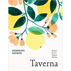 TAVERNA recipes from a Cypriot kitchen (ANGLAIS)