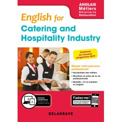 ENGLISH FOR CATERING AND HOSPITALITY INDUSTRY - ANGLAIS BAC PRO (2019) -