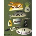 WHAT TO COOK & HOW TO COOK IT (ANGLAIS)